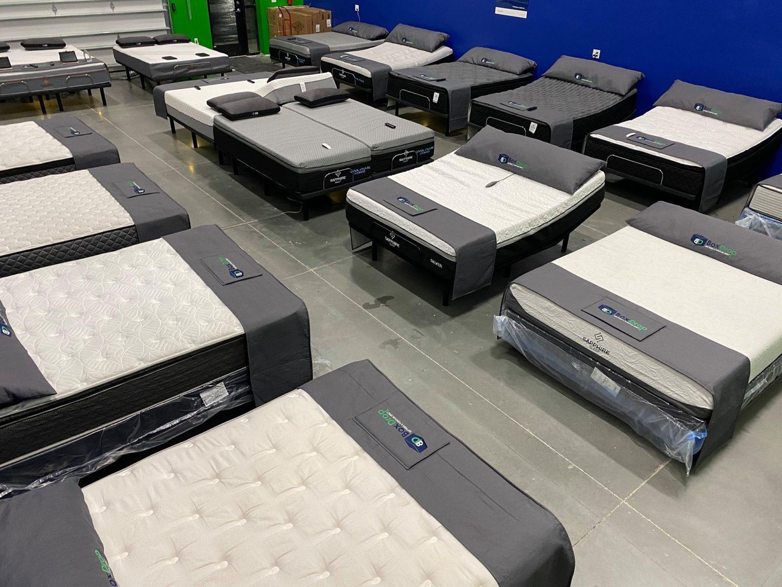 Mattress Clearance Center name brand mattress sets
